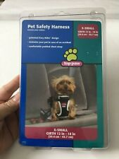 "Top Paw Pet Safety Harness Size X-Small Girth 12"" to 18"" Easy Rider"