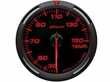 Defi Df06705 Red Racer Gauge Metric 52mm Water / Oil Temperature Temp