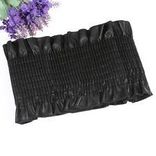 Elastic Cummerbund Corset Ladies Wide Stretch Leather Waistband Dress Coat Belt