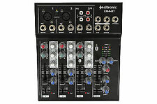 Citronic Cm4bt Compact Mixer With Bluetooth