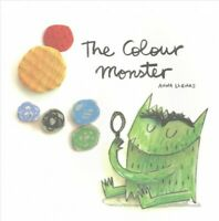 Colour Monster, Paperback by Llenas, Anna, Brand New, Free P&P in the UK