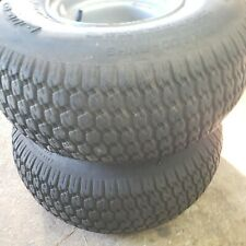 20 x 8 x 8 Riding Lawn Mower Rear Wheels & Tires Troy-Bilt Someme MTDs