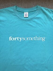 Fortysomething TV Show ABC Promo Shirt Thirtysomething 1988 RARE
