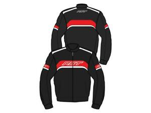 Jacket Motorcycle RST Pilot Ce Textiles Red
