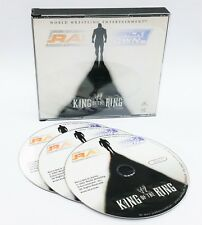 WWF WWE King Of The Ring 2002 Original Video CD VCD Set Triple H Rare Last One!