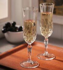 Champagne Flute Wine Glass - Set of 6