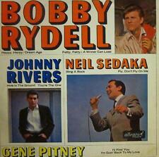 Bobby Rydell, Neil Sedaka, Johnny Rivers & Gene Pitney(Vinyl LP)-Allegro-ALL 779