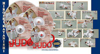 Judo 4 DVD. H. Katanishi 7 dan. Judo. Exercises. Methods. Technique.(Disc only).
