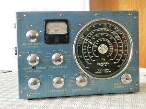 Marineempfänger/Kommerzieller Empfänger  Sailor 16T - SP Radio S.P., Sailor