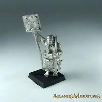Metal Flagellant Empire Standard Bearer - Warhammer Age of Sigmar X2559