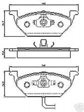 Plaquette de freins,SABOTS FREIN,couverture,frein devant VW GOLF IV,4,POLO 9N