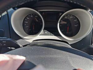 09-12 Seat Ibiza Bocanegra Silver Speedometer Dash Clocks Instrument Cluster