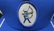 7628feaaa7e Vintage New NOS Robin Hood Longbow Archery Patch Snapback Trucker Hat Cap