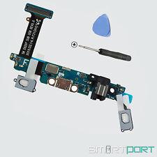 SAMSUNG GALAXY S6 SM-G920F LADEBUCHSE DOCK CONNECTOR MIKROFON TASTEN FLEX KABEL