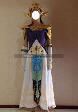 The Legend of Zelda Princess Zelda Cosplay Costume Custom Made