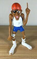 "Vintage 1986 HG TOYS Sports Freaks Hoops Dribbles Basketball Action Figure 7.5"""