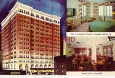 THE DINKLER - TUTWILER, BIRMINGHAM, AL. Town and Country Dining Room
