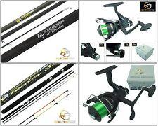 Float Fishing Rod & Feeder Fishing Rod & Reel Set. Hunter Pro
