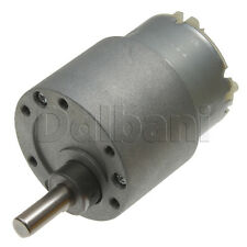 12V DC 30 RPM High Torque Gearbox Electric Motor RF-500TB-12560