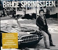 Bruce Springsteen Chapter And Verse CD NEW You Can't Judge A Book Born To Run