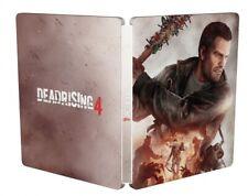 ohne Spiel Dead Rising 4 Steelbook Steel Box Steelcase NEUWARE