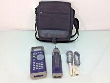 JDSU Tri-Porter  Tester w/ Carry Case & Probe - TESTED