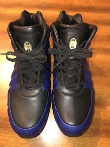 Nike ACG Foamposite FOAMDOME Boots Royal Blue 333791-502 Men's US 11 EU 44