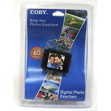 Coby DP151 Keychain Digital Photo Frame - DP-151BLK