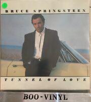 BRUCE SPRINGSTEEN - Tunnel Of Love CBS 460270 1 Original  UK Vinyl LP A2B2 EX+