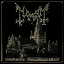 Mayhem - De Mysteriis Dom Sathanas Alive [New Vinyl LP]