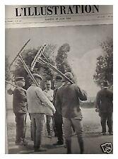L'ILLUSTRATION 3930 06/1918 BATEAU PROMETHEUS