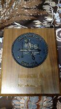 Uss Norfolk Ssn-714 Plaque