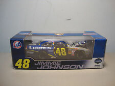 ACTION RACING COLLECTABLES NASCAR 1:24 SCALE LOWE'S 48 JIMMIE JOHNSON CAR