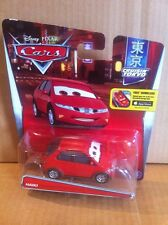 DISNEY CARS DIECAST - Haiki - New 2016 Card - Combined Postage