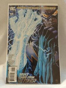 Justice League Of America 17 2nd Series Nm/Vf Condition