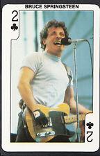 Dandy Gum Card - Rock'n Bubblegum Card - Musician - Bruce Springsteen