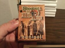 Deadlands Doomtown: Shootout at High Noon Two Player Starter Unopened