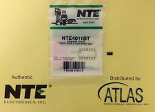 NTE NTE4011BT IC CMOS NAND Gate (x2)