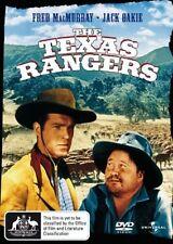 Texas Rangers (DVD, 2007)