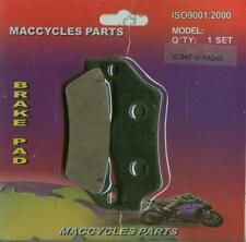 Moto-Morini Disc Brake Pads GT 2010-2013 Rear (1 set)