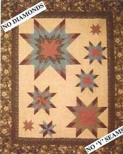Shooting Stars quilt pattern by Debby Maddy of Calico Carriage Quilt Designs