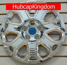 "NEW 2012-2014 Ford FOCUS 16"" Wheelcover Hubcap CHROME"
