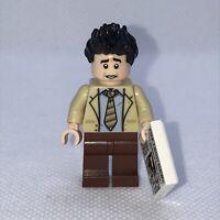 LEGO Ross Geller Minifigure FRIENDS TV CENTRAL PERK idea056 from 21319 Genuine