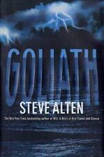 Steve Alten   Goliath   US HCDJ 1st/1st NF
