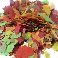Ultra-Premium Tropical Flake, FREE 12-Type Blackworm/Color Pellet Blend Included