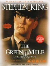 Sealed Stephen King The Green Mile Complete book on 10 Cassettes unabridged