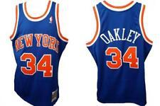 794bfcea137 1991-92 Charles Oakley  34 Knicks Mens S-M-L-XL-2XL Mitchell