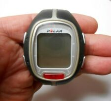 Polar RS200 Heart Rate Monitor Fitness Mens Watch Time Date and Chronograph