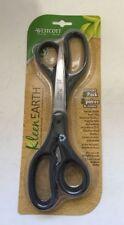 """Westcott Kleen Earth 8"""" Bent Handle Scissors (15585) Pack Of 3 BD-21/2"""