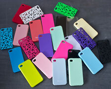 iPhone 4 4s Huge Lot of Jelly Hard Cases Bundle of 30